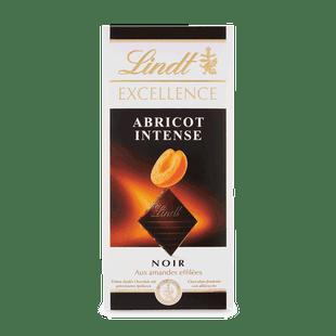 Lindt EXCELLENCE Hořká čokoláda s kousky meruněk 100g