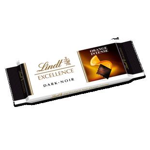 Lindt EXCELLENCE Hořká čokoláda s pomerančovými kousky 35g