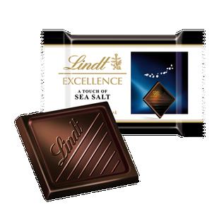 Lindt EXCELLENCE Hořká čokoláda s mořskou solí