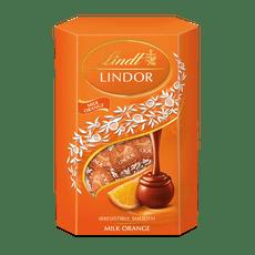 LINDOR pralinky Pomeranč 200g