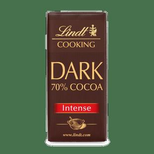 Lindt Tabulka čokolády na vaření s 70% kakaa 180g