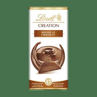 Lindt Creation Mléčná čokoláda plněná truffle pěnou z hořké čokolády 140g