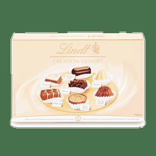 Lindt Creation selekce pralinek inspirovaných slavnými dezerty 170g