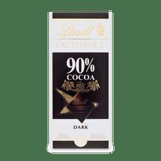 Lindt EXCELLENCE Hořká čokoláda 90% kakaa 100g