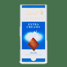 Lindt EXCELLENCE Extra jemná mléčná čokoláda 100g