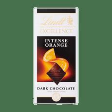 Lindt EXCELLENCE Hořká čokoláda s pomerančovými kousky 100g