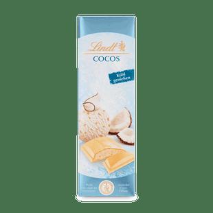 Lindt Slim Ice bílá čokoláda s kokosovým krémem 100g