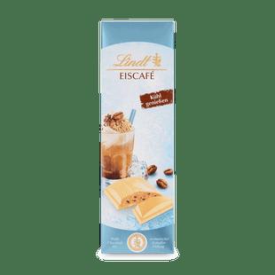 Lindt Slim Ice bílá čokoláda s kávovým krémem 100g
