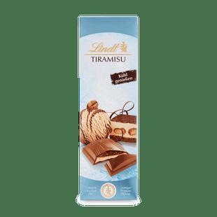 Lindt Slim Ice mléčná čokoláda s kávovým krémem a příchutí Tiramisu 100g