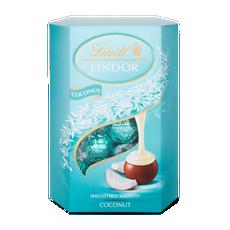 LINDOR pralinky Kokos 200g