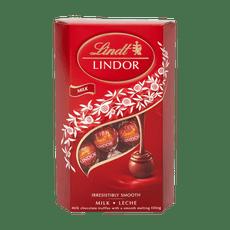 LINDOR pralinky Mléčná čokoláda 337g