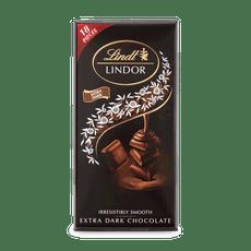 LINDOR tabulka Hořká čokoláda 60% s krémovou náplní 100g