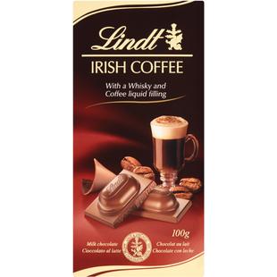 Mléčná čokoláda Lindt s irskou kávou 100g